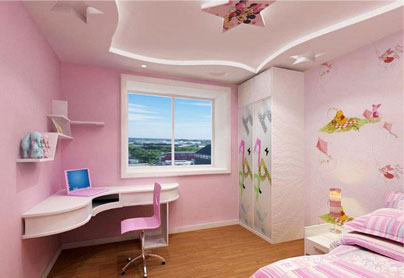 用硅藻泥装修儿童房 家长放心儿童舒心